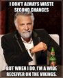 Dos equis guy second chances meme