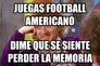 juegas football americano