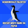 academically talented