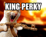 king Perky