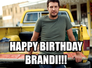 Happy Birthday Brandi!!!